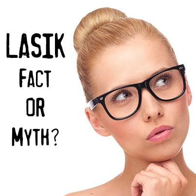 LASIK Fact or Myth